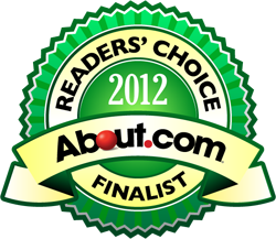 Readers' Choice Finalist at About.com